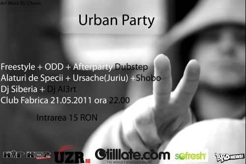 Urban Party Club Fabrica