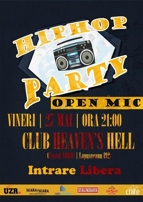 HipHop Party @ Constanţa