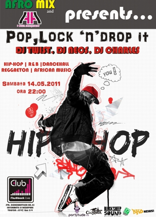 pop,lock n drop it dj twist dj necs dj charles
